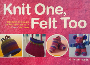 Knit one, flet too