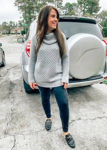 The Hallie Sweater