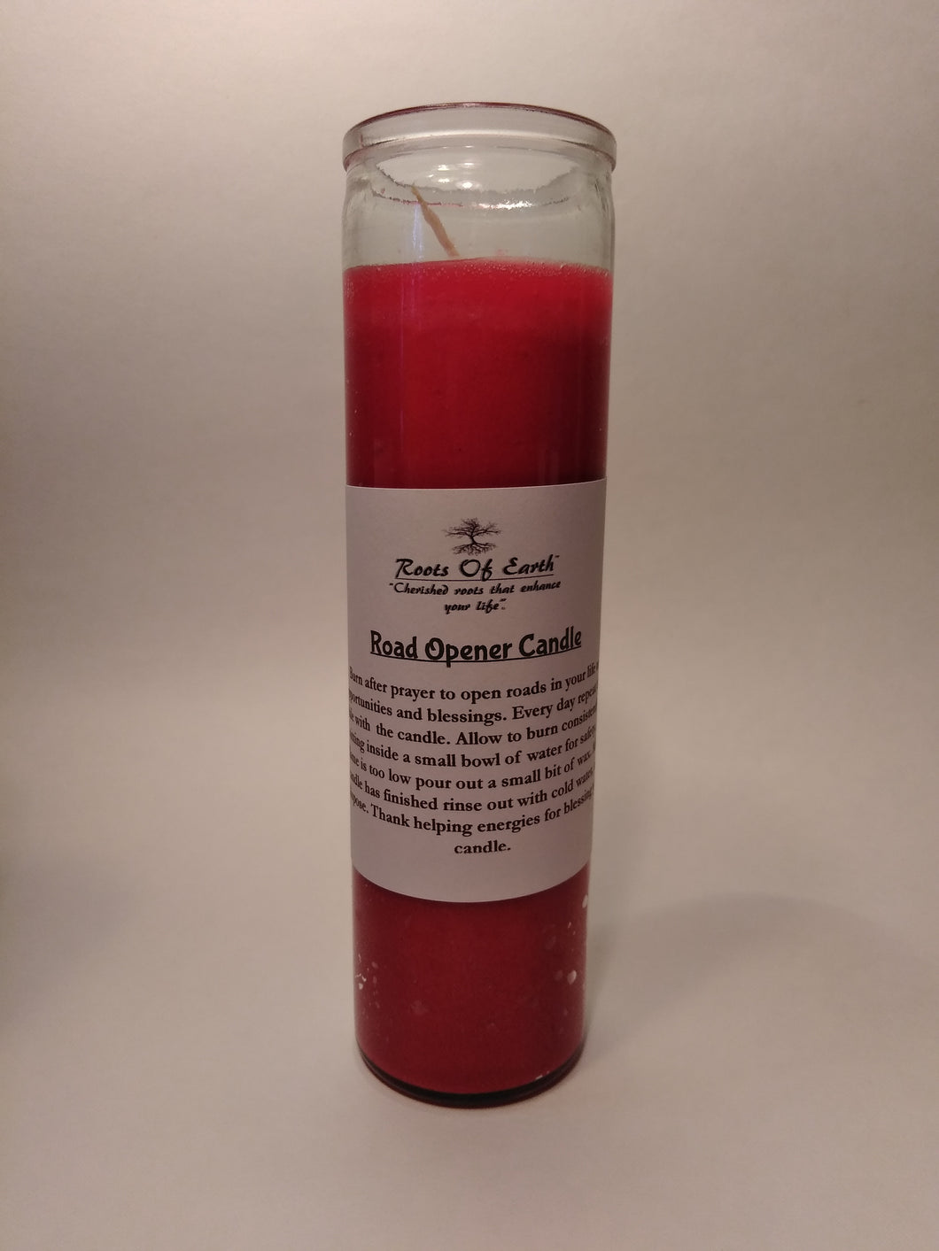 Road Opener 5-7 Day Conjure Rootwork Fixed Candle