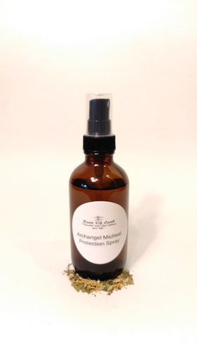 Archangel Micheal Protection Body Spray or Room Protection Clearing By Roots Of Earth