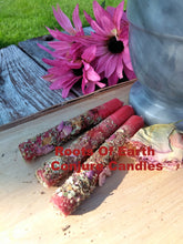 Passion Lust Conjured Intention Candles 3 Per set