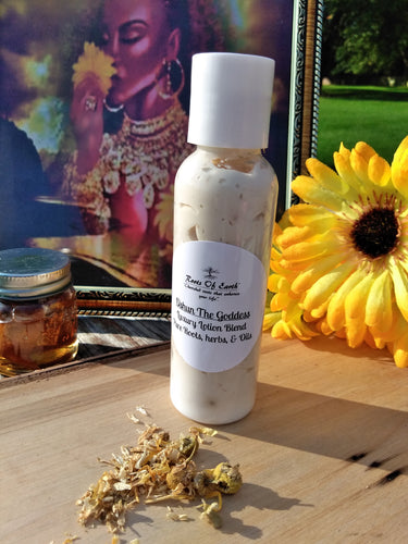 Oshun the Goddess Luxury Lotion By Roots Of Earth