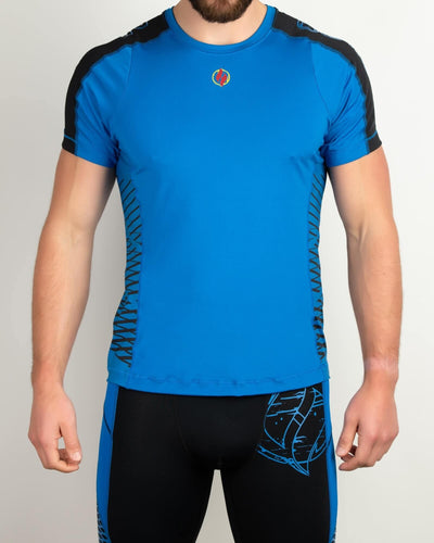 Finisher Jersey Black/Blue