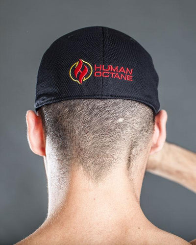 Pro Back Flexfit Hat - Same Day Shipping