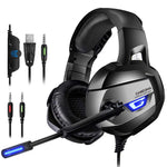 Gaming Headset - Headset Gaming Headphone for PS4, Xbox Noise-canceling