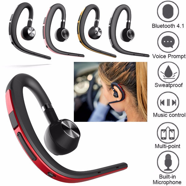 1200L Noise Canceling Earphone Stereo Earpiece For Android