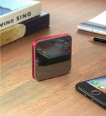Mini Power Bank 20000mAh Light-weight Design for iPhone, Samsung Galaxy and More