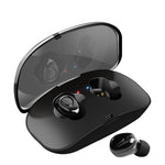 X18 TWS Mini Headphones 3D Stereo Noise Reduction with Power Bank Box
