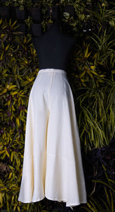 Sheer Panel Trousers - Kapad