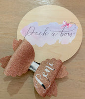 Personalised Beverley style bow