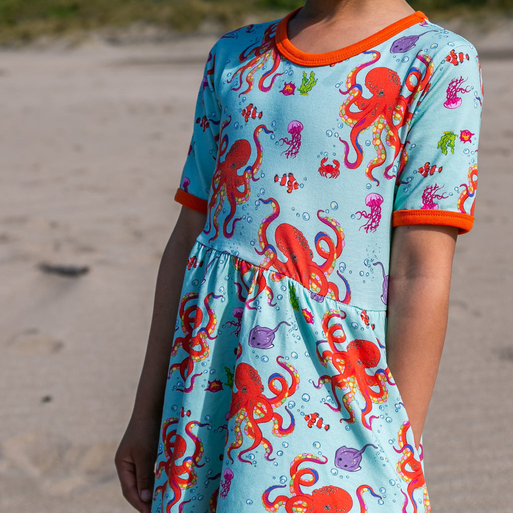 Octavia the Bubble Maker | Babydoll dress