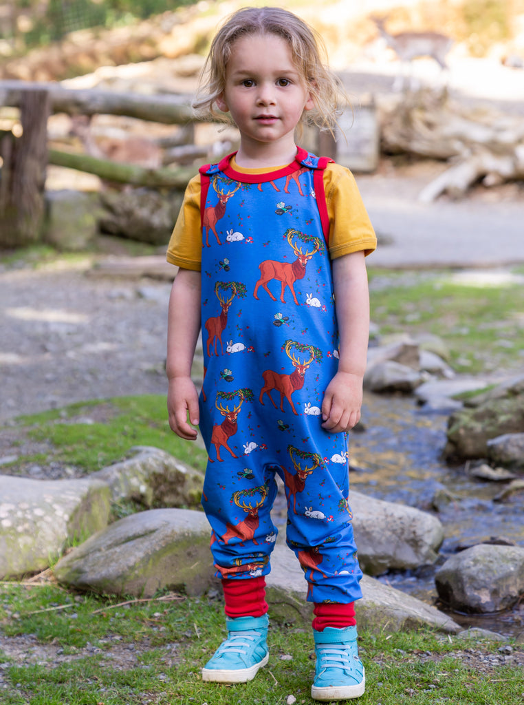 Cedar in the Berry Bush | Overalls