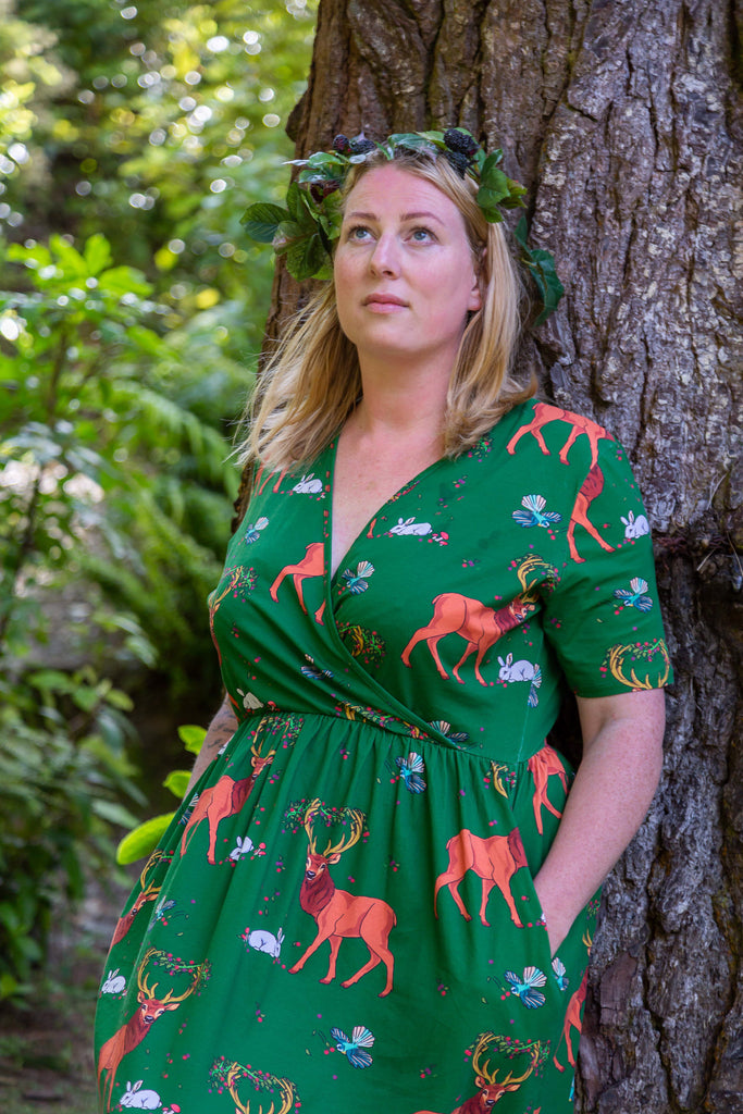 Cedar in the Berry Bush | Coco dress