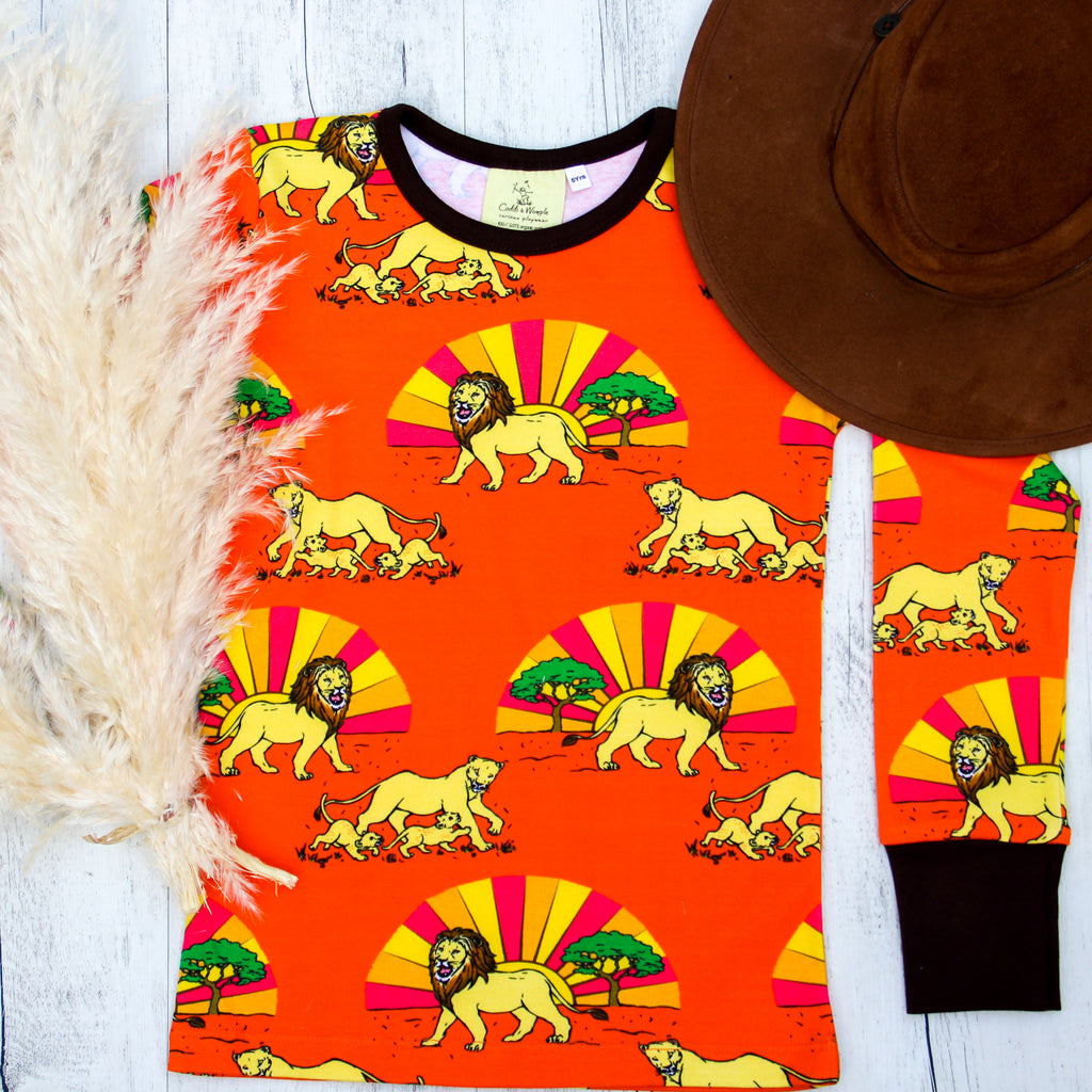 Sol & the Peaceful Tribe | Long Sleeve Top