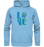 Love Pfote - Kids Hooded Sweat
