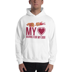 -LOVE MY DOG- Kapuzenpulli