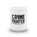 -Crime Fighter- Kaffeehaferl