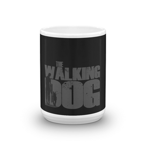 -THE WALKING DOG- Kaffeehaferl