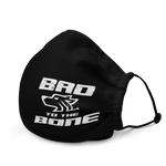 -BAD TO THE BONE- Gesichtsmaske