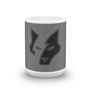 -THE PROTECTOR LOGO- KaffeeBecher