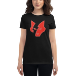-THE PROTECTOR- Frauen Kurzarm T-Shirt
