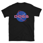 -DOGS- Kurzärmeliges Unisex-T-Shirt