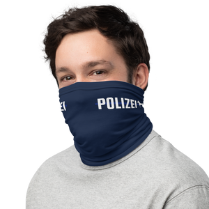 -POLIZEI BLUE LINE MALINOIS - Multifunktionstuch