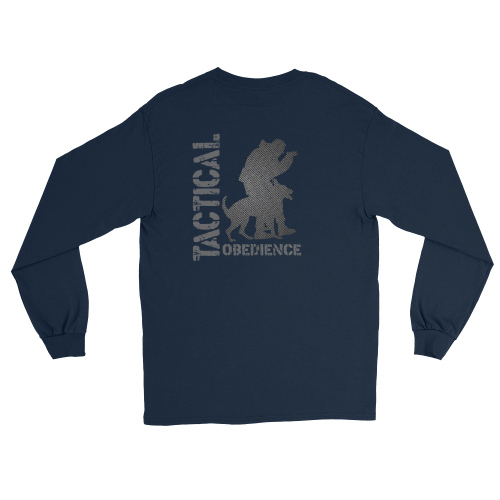 -Tactical Obedience- Langarm-T-Shirt