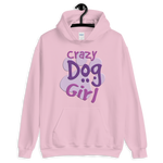 -CRAZY DOGS GIRL- Kapuzenpulli