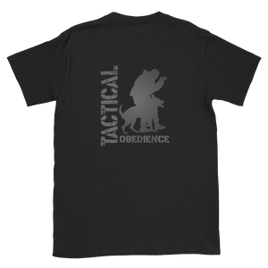 -Tactical Obedience- Kurzarm-Unisex-T-Shirt