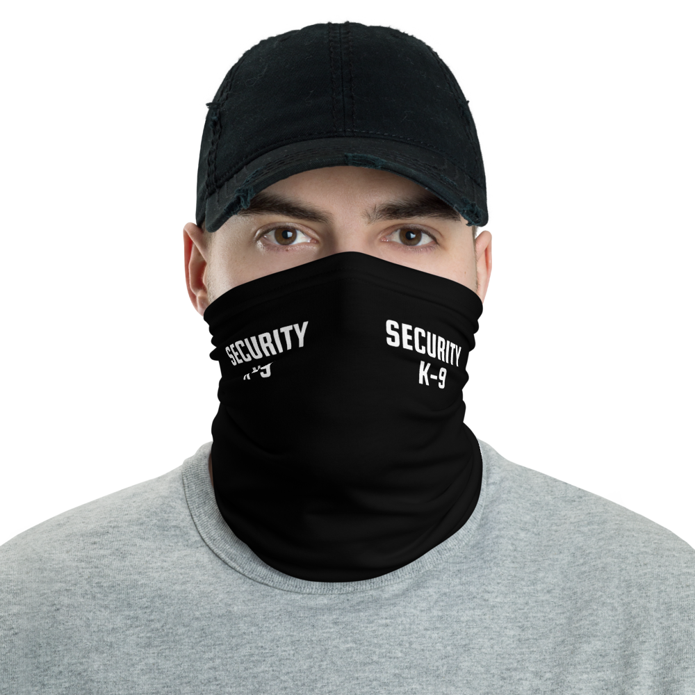 -SECURITY K-9- Multifunktionstuch