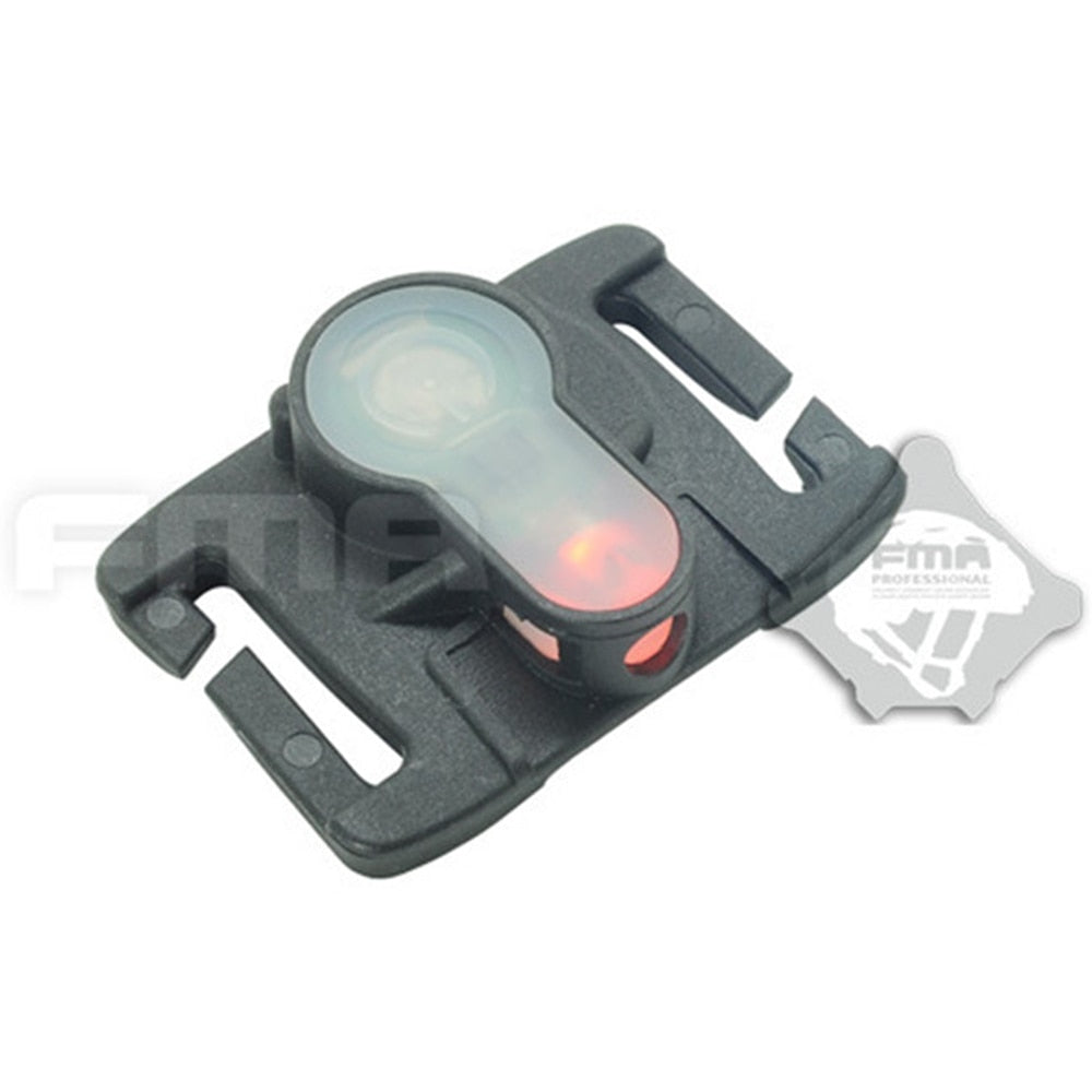 FMA S-LITE System Helmet Safety Light Survival Waterproof Lamp High&Low Temperature Resistance Strobe Signal Light 6 Color#
