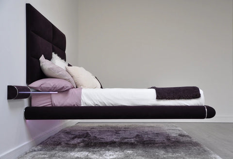 EXO Levitating Bed (Bespoke - 2000 Fabrics Available)