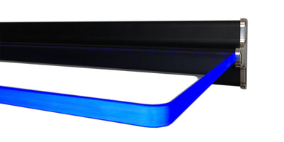 Auro Illuminated Floating Glass Shelf - 1000x200mm