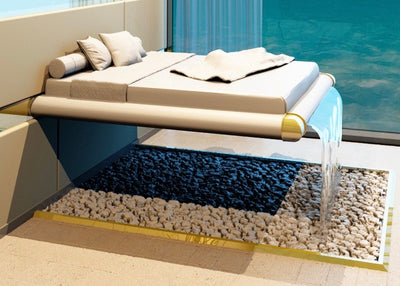 Waterfall Bed