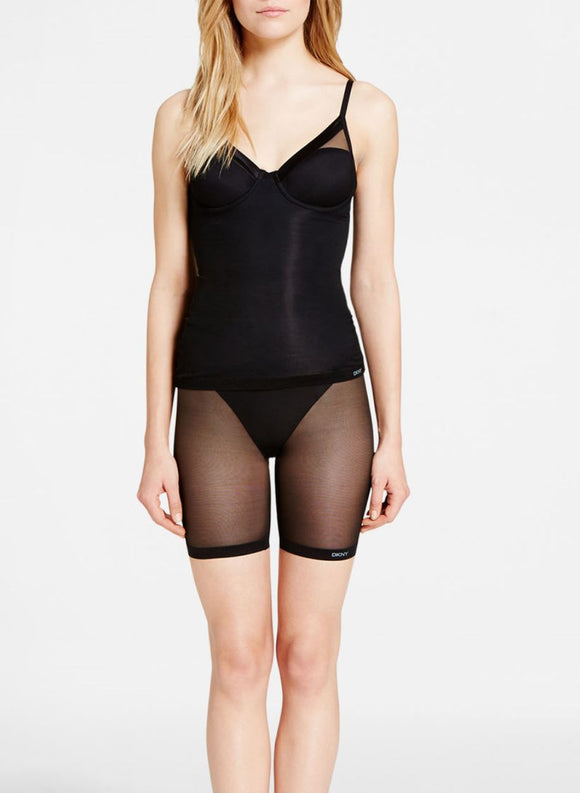 DKNY shapewear tank top med justerbare smalle stropper.