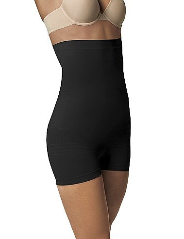 Maidenform shapewear Shiny Hi-Waist Thigh Slimmer.