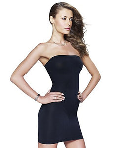 Maidenform shapewear Shiny Strapless Body Full Slip.