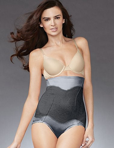 Maidenform shapewear Pretty Collection Hi Waist Brief.