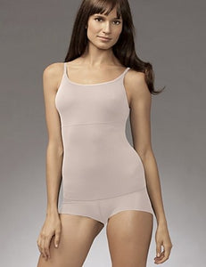 Maidenform shapewear Fat Free Dressing® Tank Top m/ boyshort.