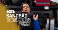 7 Workouts You Can Do With A Sandbag