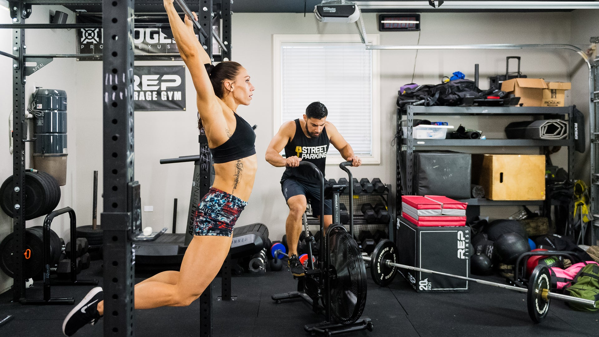 From garage gym to a thriving personalized fitness facility opex