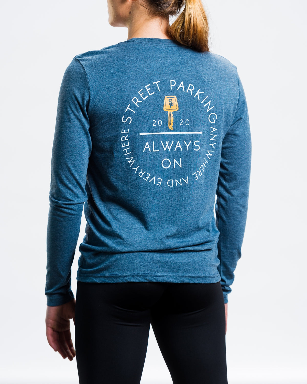 Always On 2020 Long Sleeve - Unisex - Street Parking