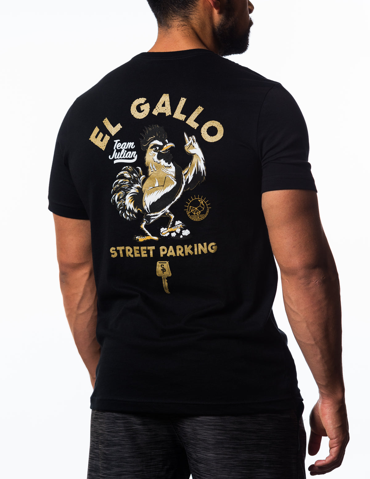2020 Team Gallo Tank - Street Parking