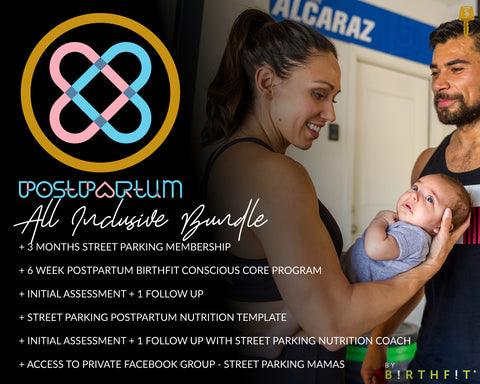 All Inclusive Postpartum Bundle
