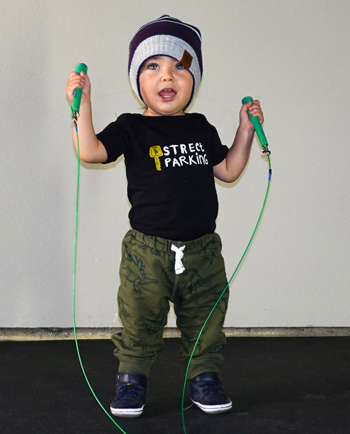 Street Parking Baby Onesies & Tees - Street Parking