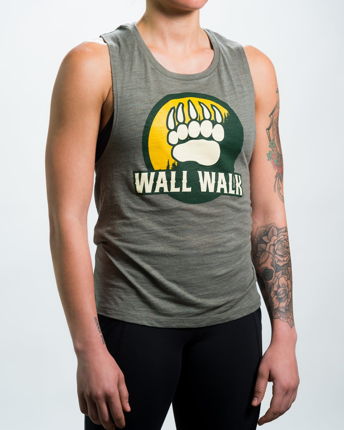Wall Walk Muscle Tank - Women's