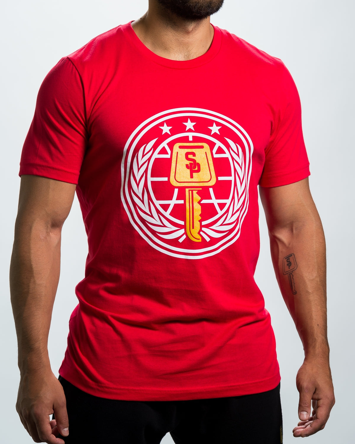 RED Veteran Tee - Men's - Street Parking