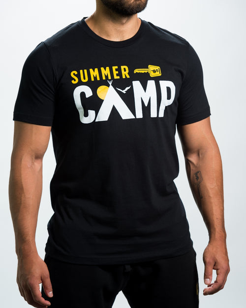 Summer Camp 2019 Tee - Men's - Street Parking