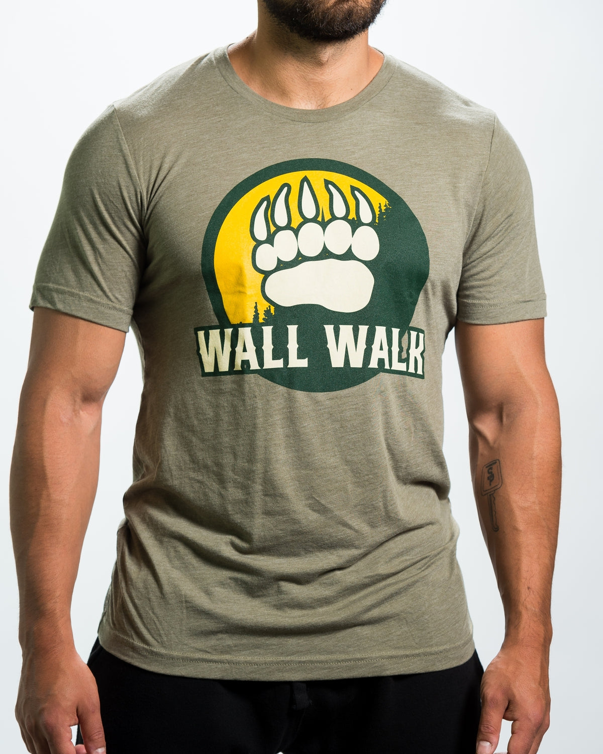 Wall Walk Tee - Men's - Street Parking